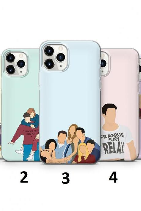 Art Phone Case, Cover for iPhone 12 12 Pro, 12, 11, Samsung S10 Lite, A40, A50, A51, Huawei P20, P30 Pro, G190