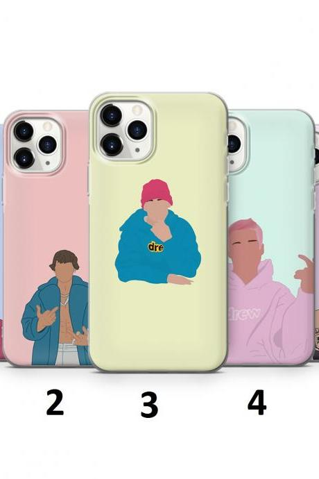 Art Phone Case, Cover for iPhone 12 12 Pro, 12, 11, Samsung S10 Lite, A40, A50, A51, Huawei P20, P30 Pro G194